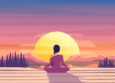 Утренняя медитация - фото 2